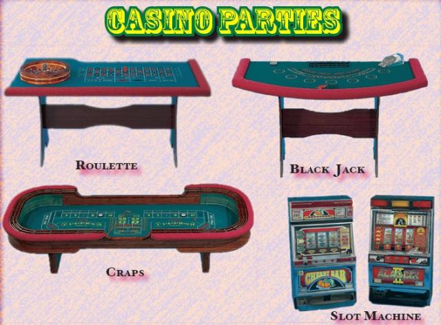Party rentals casino sc casino